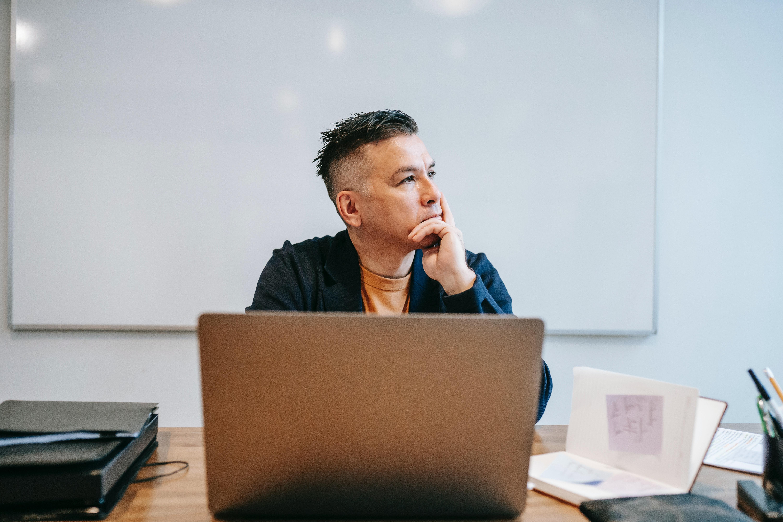 Teacher thinking about strategies